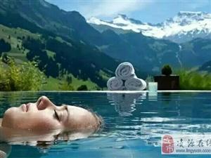 盛夏到了看看世界顶级泳池
