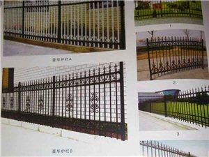 锌钢防护围栏护栏楼梯百叶窗防盗窗