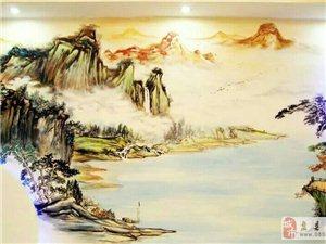 贵州首创艺术工作室墙体绘画联系电话15985688991