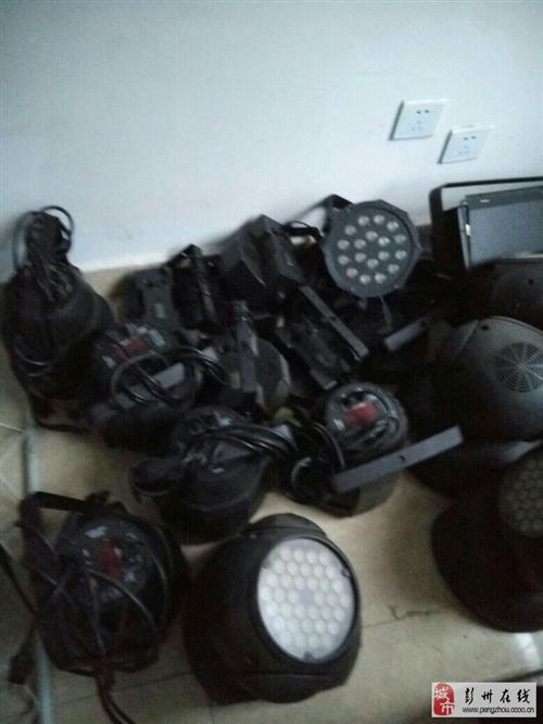 音响设备,灯光设备一套急出售