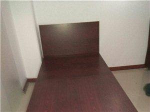 低价出售二手定做单人床,双人床