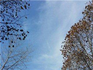 搜集一些自己拍的照片,武汉的天空很漂亮哦