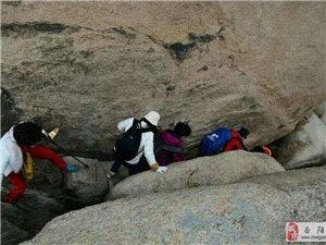 澳门威尼斯人游戏注册乐途户外俱乐部12月19日徒步穿越泌阳石婆婆山
