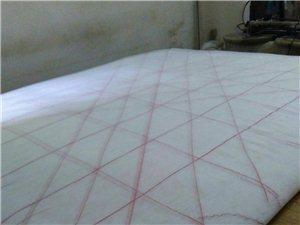 �d����棉花、棉被加工