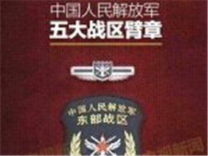 解放军五大战区臂章