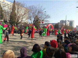 喀左县民族民间秧歌汇演于2月21日上午10时举行。