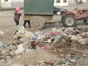 瓜州�l垃圾堆