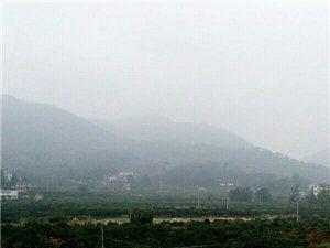雨��鳎�雾朦朦,家乡春色朦胧胧