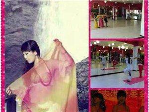 珍妮国际东方舞(肚皮舞)
