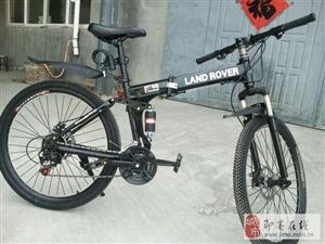 全新24速26寸山地自行车转让