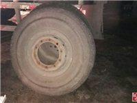 出售二手重型载货汽车轮胎