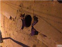 下水井盖开着,怎么没有设置路障呢
