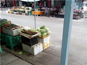 泸县白和镇土主街农贸市场修来干什么?