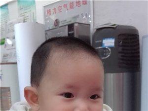 【萌宝秀场】傅靓颖