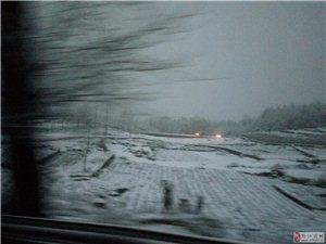 2015,黔江的第一场雪