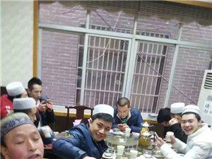 张家川连五兄弟联盟会在西安两天又两家店相继开业