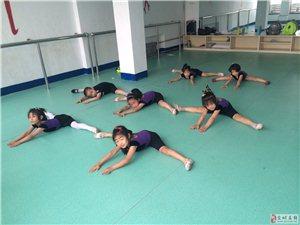交城舞精灵舞蹈培训班开始招生了