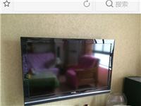 42寸sony組裝LED電視九成新大甩賣