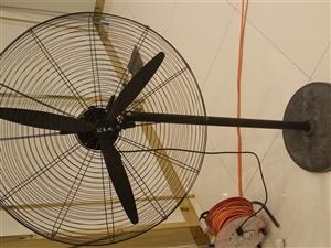 电风扇烧烤用大风扇全新
