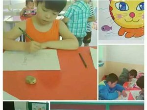 未來星少兒美術培訓暑假短期班開始招生了