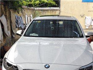 新白色寶馬5系婚車出租