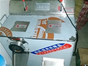 出售餐饮专用绞肉、切肉一体两用机。
