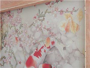 瓷智堂瓷磚藝術背景墻瓷智堂瓷磚藝術生活背景墻