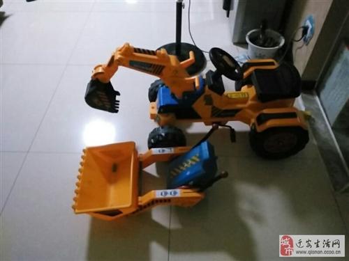 兒童挖掘機,推土車