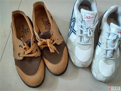 男士夏季網鞋