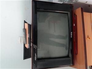 低价出21寸大头电视机6台