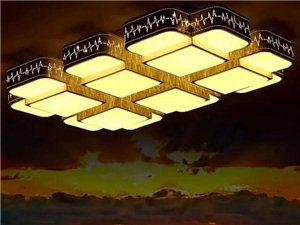 LED照明灯具水晶灯平板灯筒灯批发