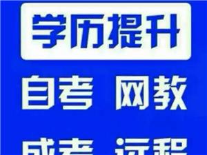 撫州市樂安成人高考 網絡教育 自考報名中心