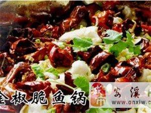 安溪陈记全椒脆鱼锅