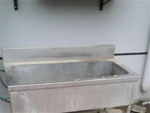 不锈钢水池全新低价出售