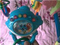 欲出售宝宝九成新玩具