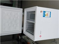 出售二手冷藏冷冻海尔小冰箱