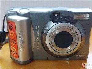 原装佳能相机,带储存卡、读卡器……