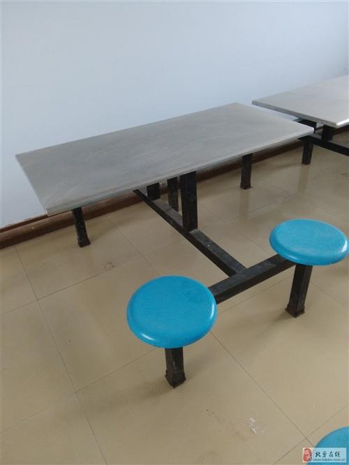 出售快餐整体桌椅