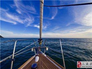邀您共享海上風光與垂釣樂趣