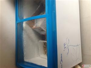 转让美的展示柜和冰箱