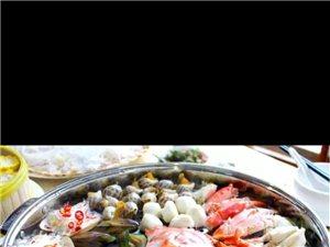 食海鲜火锅,首选承福