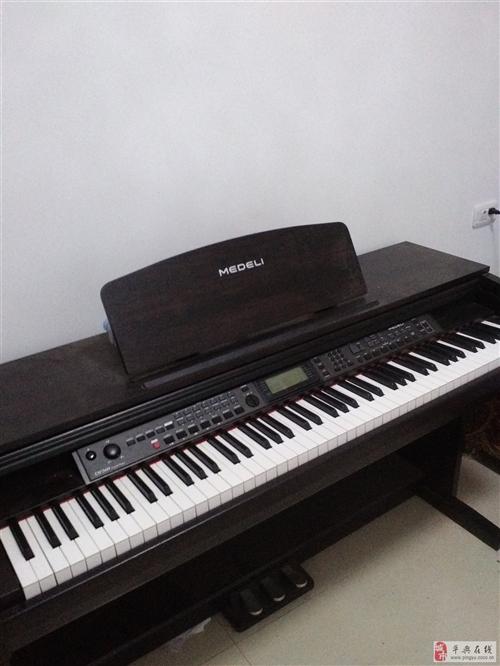 美得理電鋼琴