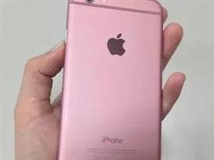 闲置6s粉色出售