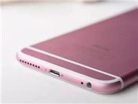 出售95成新玫瑰iphone6s