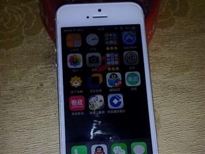 出售自用苹果5手机一部,16g,因换了手机闲置了