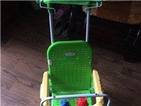 转卖宝宝手推车可折叠有玩具音乐凉推车