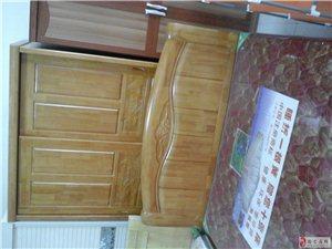 批发推拉实木衣柜加实木加箱床