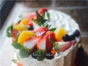 生日蛋糕,甜点,蛋黄酥
