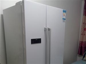 美菱冰箱对开568升