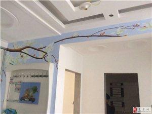 墙体手绘(环保,时尚,防水可擦洗,内容自定)